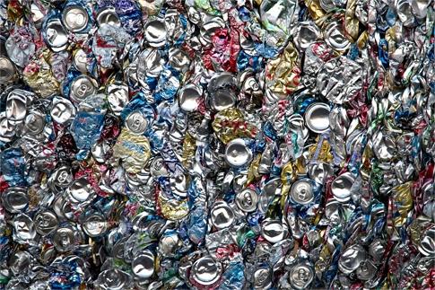 Aliuminio skardinės